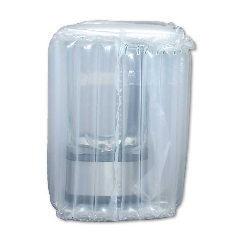 inflatable packaging for home appliance