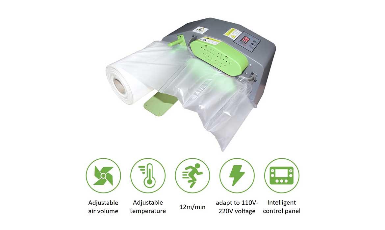 advantages of air cushion machine