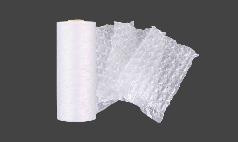 bubble air cushion film