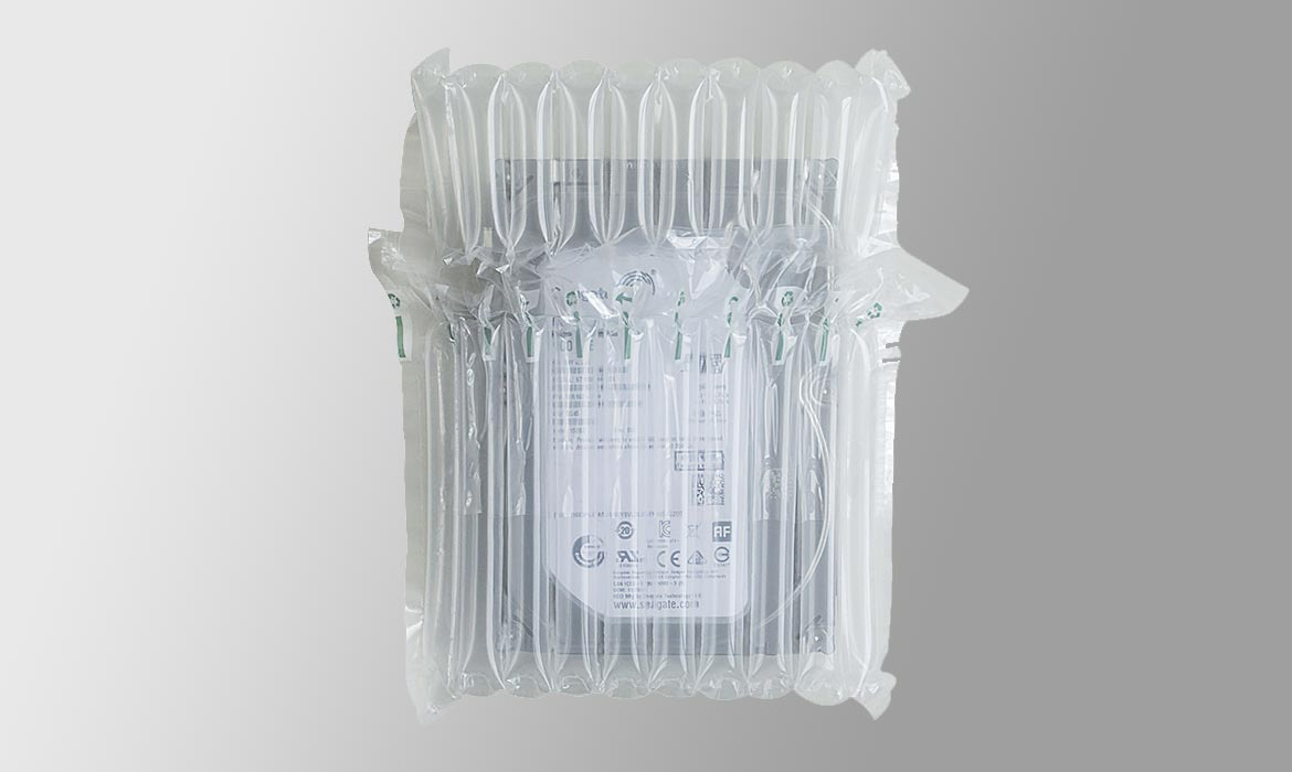 air column bag for hard disk