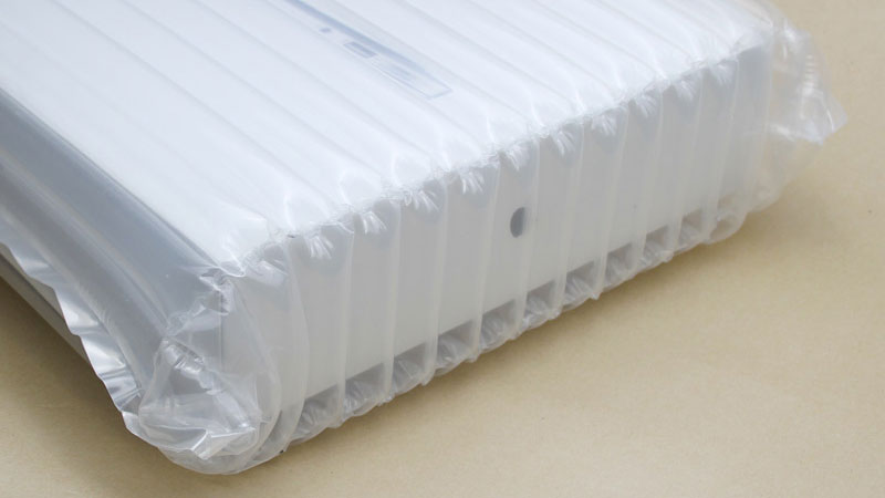 air column cushion packaging