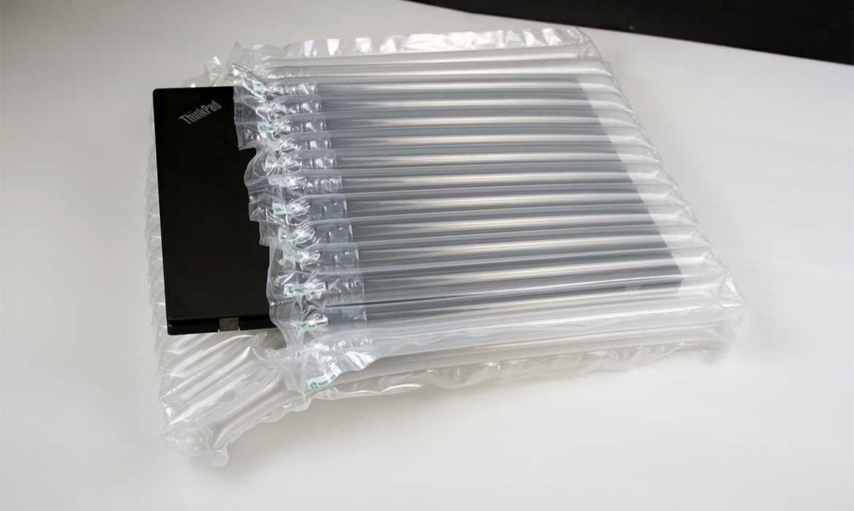 Laptop air column protective bag