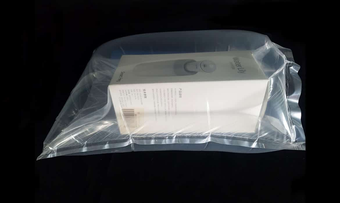 Inflatable Suspension Packaging
