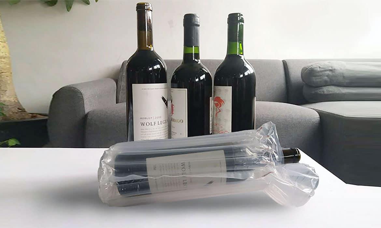 air column bag for wine
