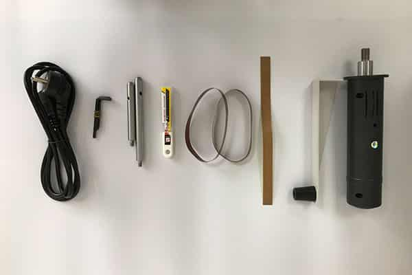 machine accessories