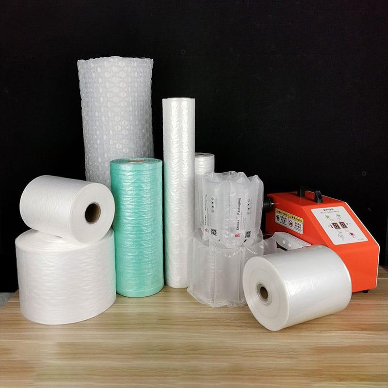 air cushion packaging