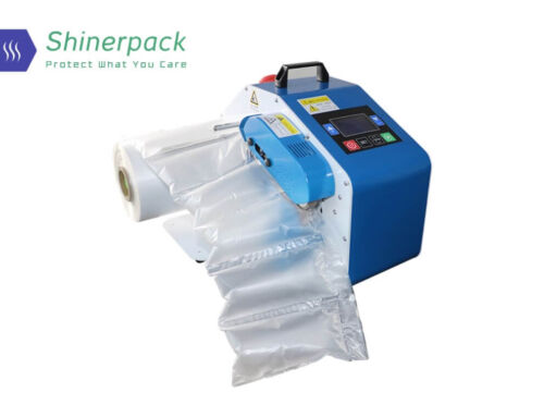 Air Cushion Machine – Good Partner of Inflatable Packaging